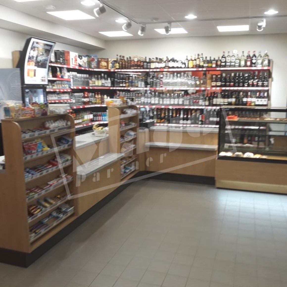 Poważnie Projektowanie i aranżacja wnętrz sklepów spożywczych - Mago Partner CL92