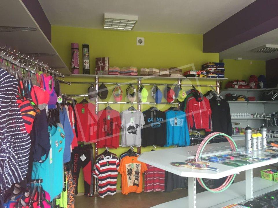 Zupełnie nowe Projektowanie i aranżacja wnętrz sklepu odzieżowego - Mago Partner FP07