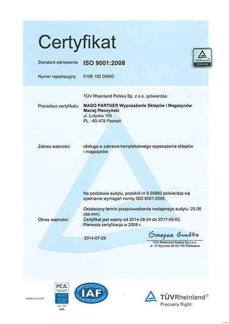 MAGO-PARTNER_14_RA_certyfikat_PL
